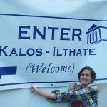Greek Festival: From Opa to Anaphylaxis @SuzBroadhurst