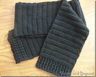Crochet For A Cause Simple Scarf For A Homeless One