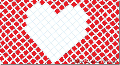 Graphed Heart