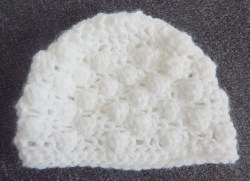 Even Jazzier Baby Hat Crochet for a Cause