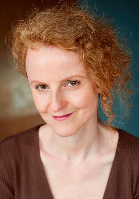 Portrait de l'auteure Suzanne Marty