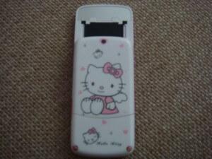 Hello Kitty mobil