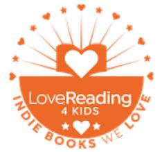 love reading award logo