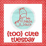 Too Cute Tuesday at Funky Polkadot Giraffe