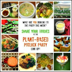 Plant-Based Potluck Party