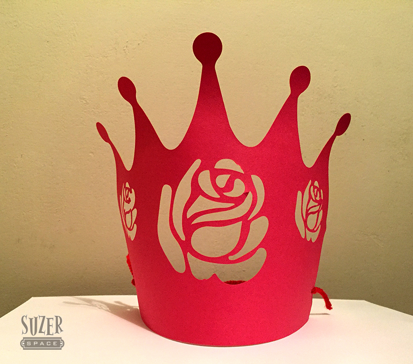 Rose Bowl Crown