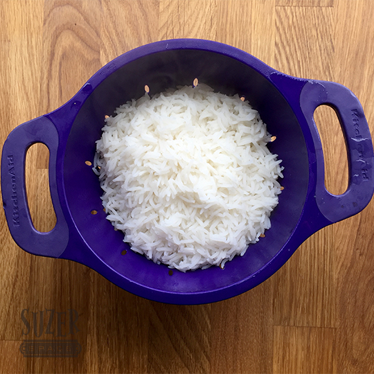 Foolproof rice cooking technique | suzerspace.com
