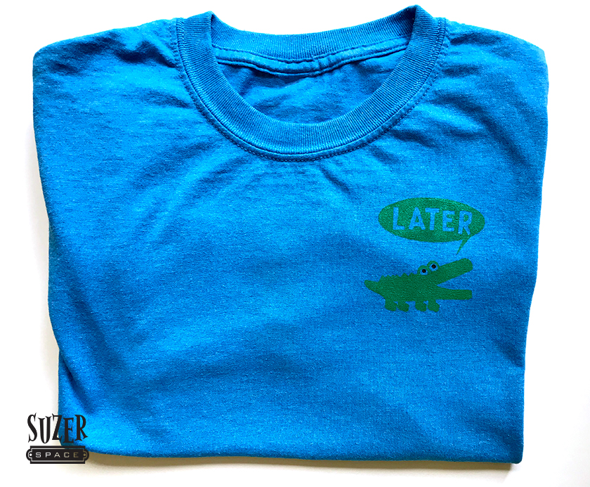 Later Gator T-Shirt | suzerspace