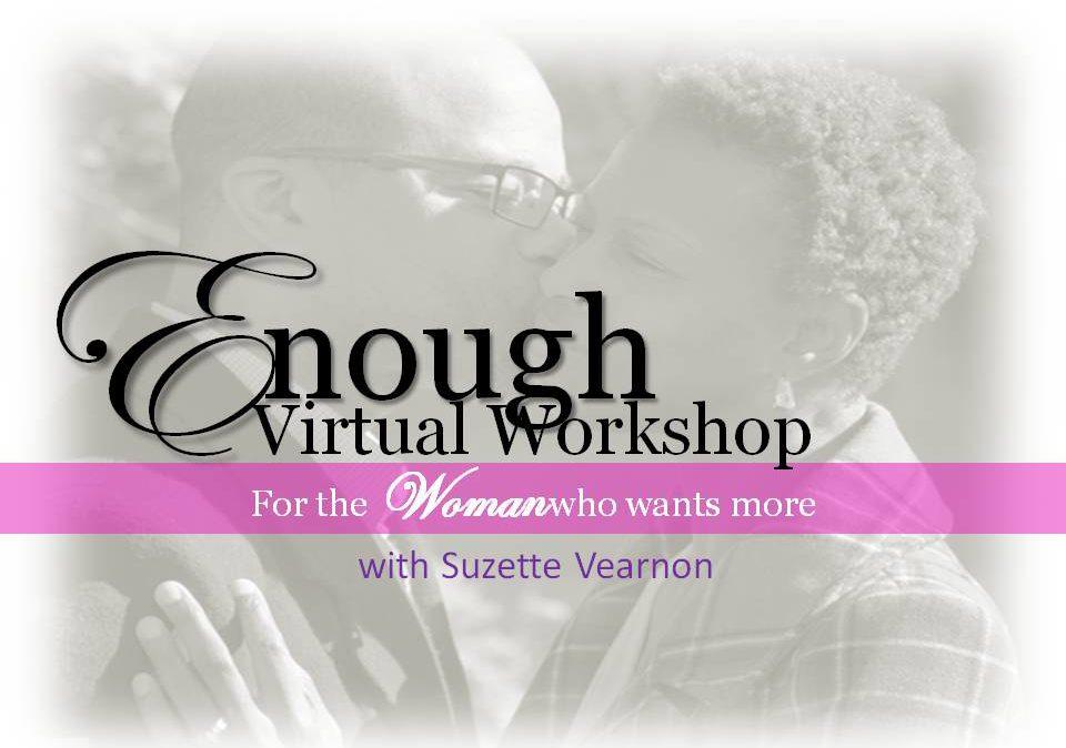 ENOUGH virtual workshop