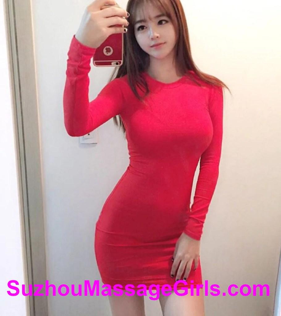 Cammie - Suzhou Massage Girl