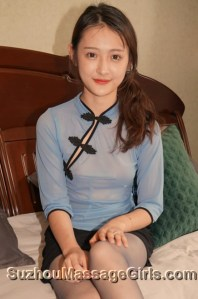 Tina - Suzhou Massage Girl