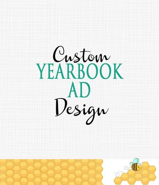 Custom Designed Ad