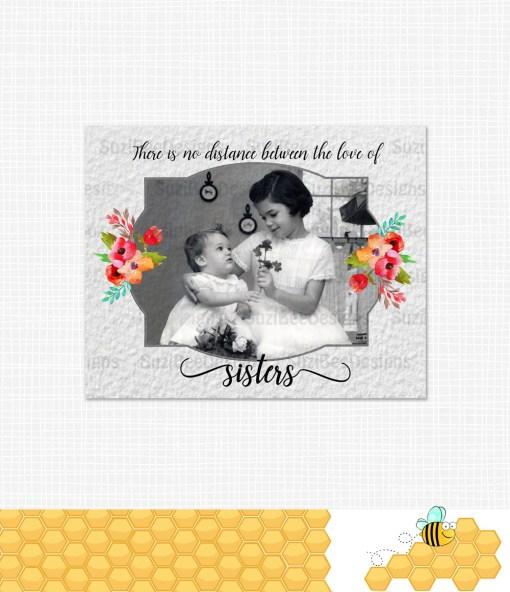 The Love of Sisters Keepsake Gift