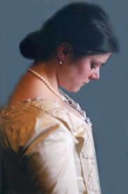 Becky wedding dress