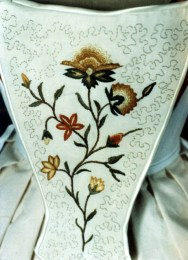 Embroidered Stomacher