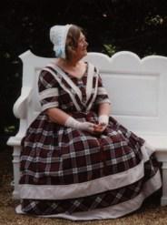Middle Class Dress, 1845
