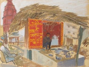 Chai Shop, Vrindiban