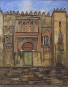 Door, La Mezquita