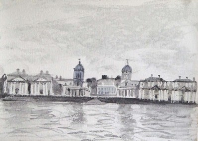 The Naval College, Greenwich