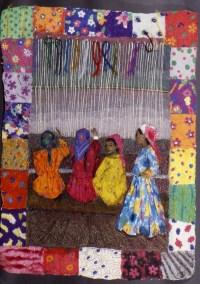 Children Carpet weavers, Egypt