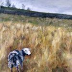 Painting by Cornwall artist, Suzi Stephens