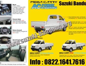 suzuki mega carry pick up bandung