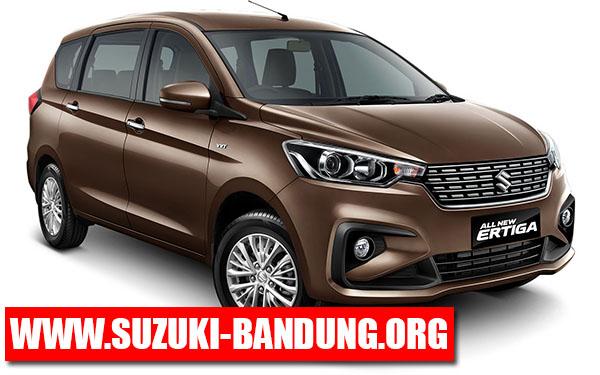 Harga Suzuki All New Ertiga Bandung, Kredit Suzuki All New Ertiga Bandung
