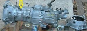 My 91 Geo Tracker manual transmission is leaking  Suzuki