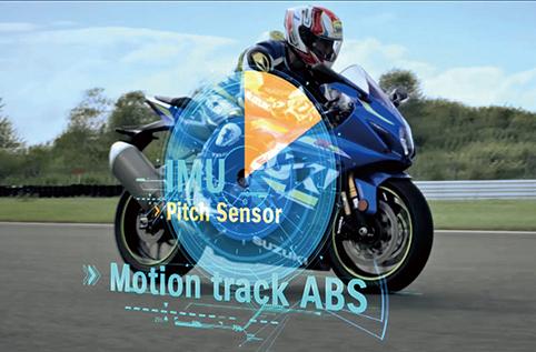 動態追蹤 ABS (Motion track ABS)