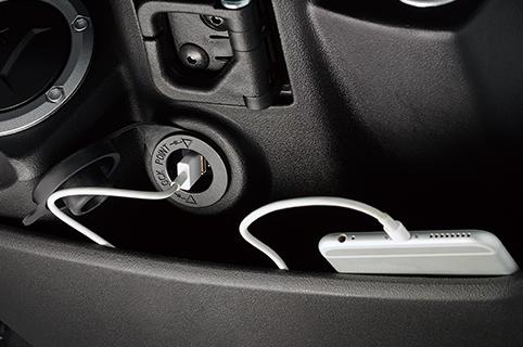 防水USB車充座