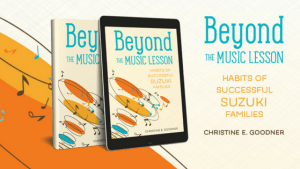 Book : Beyond the Music Lesson