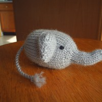 Free Pattern: Elephant Kitty Stuffie