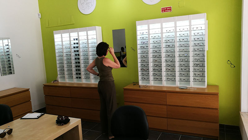 A wonderful new discovery: SN & N Opticians in Lagos