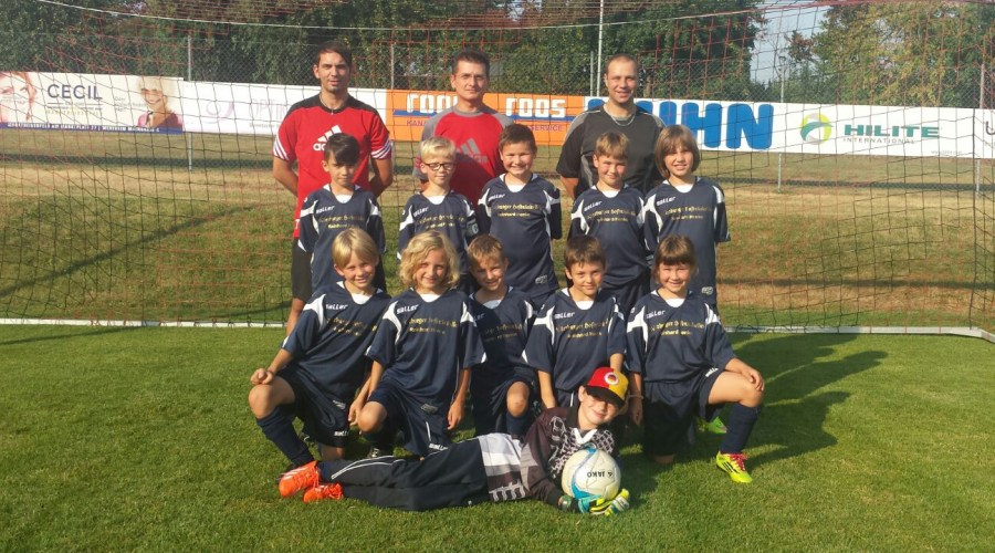 U11-Junioren II in der Saison 2016/2017