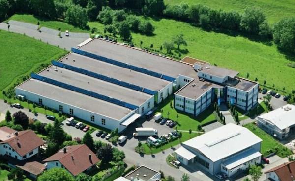 Büro- Produktionsgebäude Hochdorf