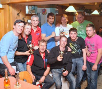 Go-Kart Vereinsmeisterschaft 2012