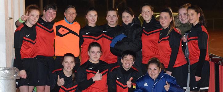 Die Bilder vom Spiel der Damen am 13.11.2016 - Fußballverein im Saarland