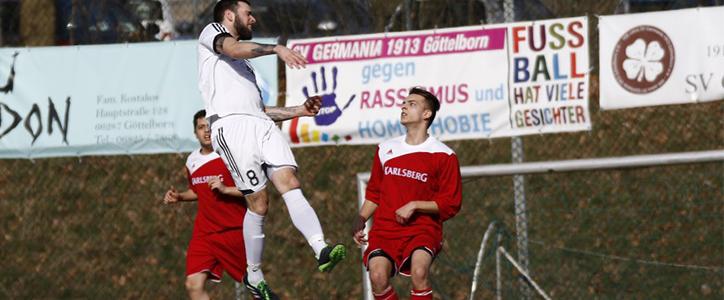 Aktive Herren: Versemmelte erste Hälfte – Frauen: Spielabsage - Fußballverein im Saarland