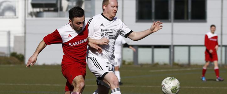 Aktive Herren: Unnötiges Durcheinander trotz Überlegenheit - Fußballverein im Saarland