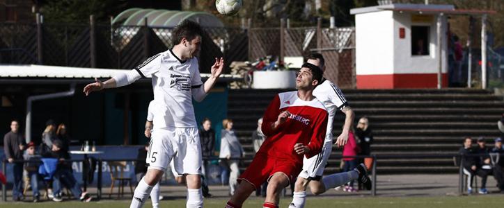 Aktive Herren: Gute Spiele mit Steigerungspotential - Fußballverein im Saarland