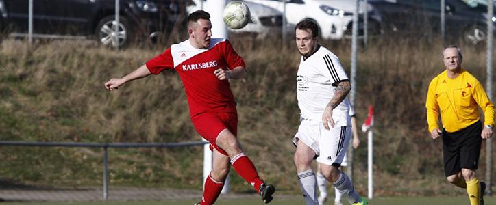 Aktive Herren: Vielversprechende Auftaktspiele nach zwei Wochen Vorbereitung - Fußballverein im Saarland
