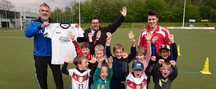 2. Kinder und Jugend-Schnuppertraining für G- und F-Jugend - Fußballverein im Saarland