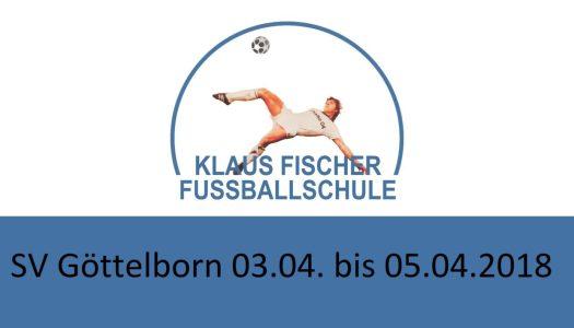 Klaus Fischer Fußballschule 2018 - Fußballverein im Saarland