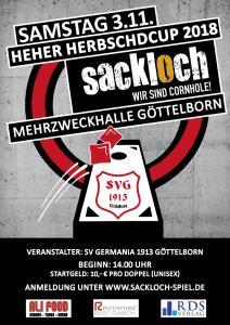 Heher Sackloch November 2018 - Fußballverein im Saarland