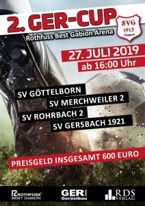 Sportfest beim SVG 27. und 28. Juli - Fußballverein im Saarland