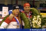 Yoeri - Daniella kampioen NK 2009