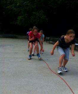 wedstrijdtraining HCA-jeugd 3