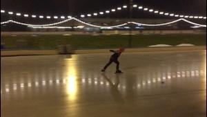 Vrij schaatsen