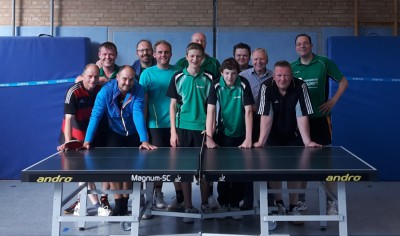 Tischtennis Vereinsmeisterschaften 2015