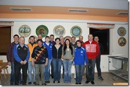 27.01.2010 Vereinsausschuss 2010 - 2013